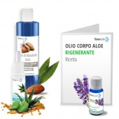 KIT Olio rigenerante all'Aloe